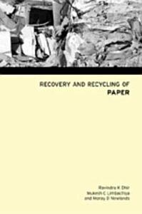 Recovery and Recycling of Paper