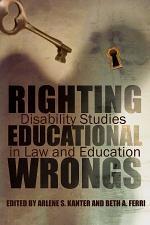 Righting Educational Wrongs