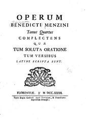 Opere: Volume 4