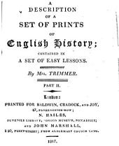A description of a set of prints of English history: contained in a set of easy lessons, Part 2