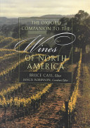 The Oxford Companion to the Wines of North America PDF