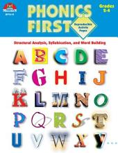 Phonics First - Grades 2-4 (ENHANCED eBook)