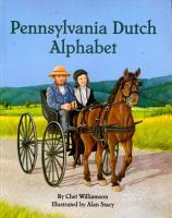 Pennsylvania Dutch Alphabet PDF
