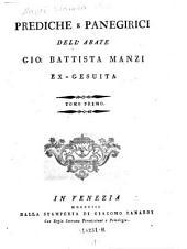 Prediche e Panegirici