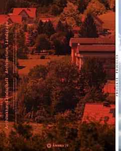 Architektur  Landschaft   Architecture  Landscape PDF