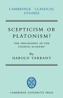Scepticism Or Platonism  PDF