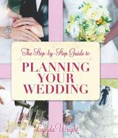 The Step by Step Guide to Planning Your Wedding PDF