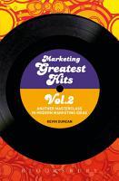 Marketing Greatest Hits Volume 2 PDF