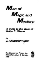 Man of Magic and Mystery PDF