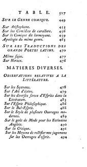"""L'esprit des journalistes de Tr""""evoux: ou, Morceaux précieux de littérature, répandus dans les Mémoires pour l'histoire des sciences & des beaux-arts, depuis leur origine en 1701, jusqu'en 1762 ..."""