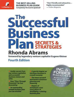 The Successful Business Plan PDF