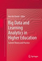 Big Data and Learning Analytics in Higher Education PDF