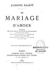 Un mariage d'amour: et autres nouvelles
