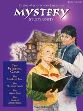 Mystery Study Units: Classic Middle School Literature