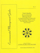 Total Quality Environmental Management PDF
