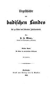 Die Römer im oberrheinischen Gränzland