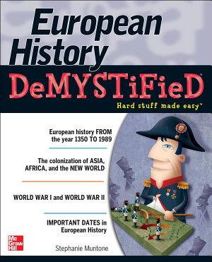 European History DeMYSTiFieD PDF