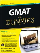 GMAT For Dummies: Edition 6