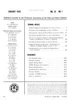 Technical Association of the Pulp and Paper Industry PDF