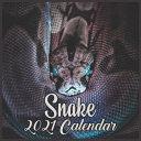 Snake 2021 Calendar