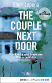 XXL-Leseprobe: The Couple Next Door: Thriller