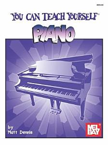 You Can Teach Yourself Piano Book
