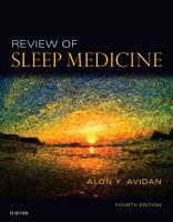 Review of Sleep Medicine E Book PDF