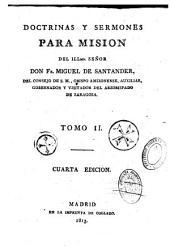 Doctrinas y sermones para Mision