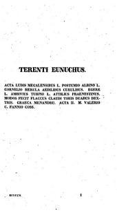 P. Terenti Eunuchus