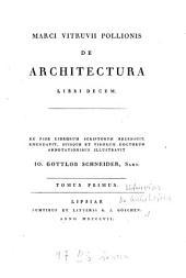 De architectura: Volume 1