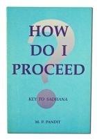 How Do I Proceed?