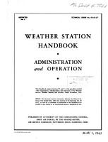 Weather Station Handbook PDF