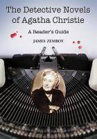 The Detective Novels of Agatha Christie PDF