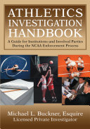 Athletics Investigation Handbook