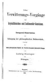 Dissertationen: Band 13
