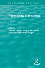 Nationalisms   Sexualities PDF