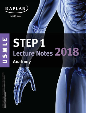USMLE Step 1 Lecture Notes 2018  Anatomy PDF