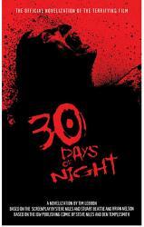 30 Days of Night Movie Novelization PDF
