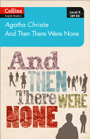 And Then There Were None  B2  Collins Agatha Christie ELT Readers