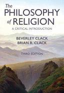 The Philosophy of Religion PDF