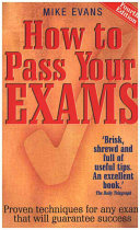 How to Pass Your Exams PDF