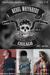 Rebel Wayfarers MC Vol. 7-9
