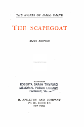 The scapegoat: a romance and a parable