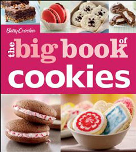 Download Betty Crocker  The Big Book of Cookies Book