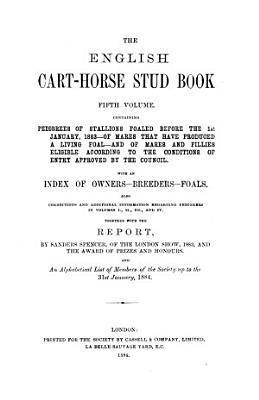 Shire Horse Stud Book