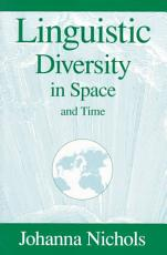 Linguistic Diversity in Space and Time PDF