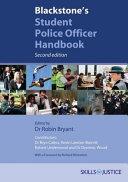 Blackstone's Student Police Officer Handbook