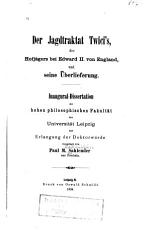 Der Jagdtraktat Twici s PDF