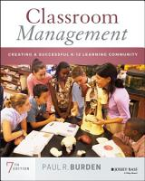 Classroom Management PDF