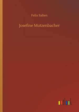 Josefine Mutzenbacher PDF